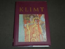 2004 Klimt By Laura Payne Hardcover Book - Nice Color Prints - Kd 2062R