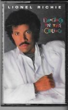 LIONEL RICHIE-DANCING ON THE CEILING. CASSETTE.