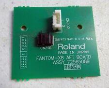 Roland Fantom X8 After Board Assembly