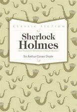 Sherlock Holmes Complete Short Stories by Sir Arthur Conan Doyle (Hardback, 2013