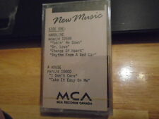SEALED RARE PROMO MCA Canada CASSETTE TAPE Hardline bad english journey harlow !