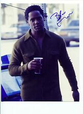 Blair Underwood The Event Sex and the City Deep Impact Signed Autograph Photo