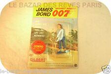James Bond 007. Personnage GILBERT.  Domino.