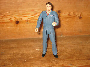 BBC 2004 DR WHO PLAYFIGURE CAPTAIN JACK HARKNESS TORCHWOOD SCIFI POSEABLE LIMBS