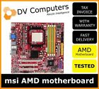 MSI AMD AM2 AM2+ PHENOM ATHLON 64 X2 Motherboard Mother board K9A2VM-FD