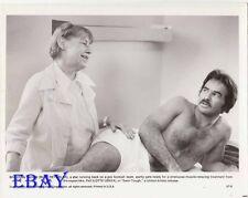 Burt Reynolds barechested, Lotte Lenya VINTAGE Photo Semi-Tough