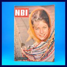 DDR NBI 23/1961 - Meerane Burgstädt Angola Prenestino Liberia Nationalgalerie