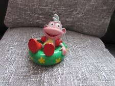 BOOTS THE MONKEY THEMED BATHTIME TOY/CAKE TOPPER FROM DORA THE EXPLORER TV SHOW