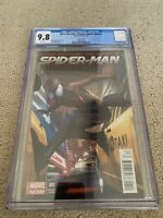 Miles Morales Ultimate Spider-Man 1B Staples 1:50 Variant CGC 9.8 2014