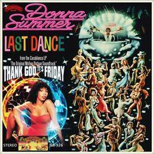 "7"" DONNA SUMMER Last Dance OST Thanks God It's Friday GIORGIO MORODER USA 1978"