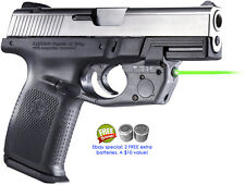 ARMALASER TR15G S&W SIGMA SW9VE & SW40VE GREEN LASER W/ GRIP TOUCH ACTIVATION
