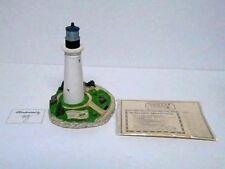 "1994 Harbour Lights Lighthouse Figurine ""Port Isabel Texas"" New"