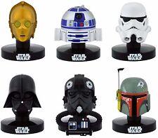 Star Wars Helm Replik Sammlung 6 Packung Verpackung Figur BANDAI Aus Japan