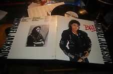10873 Michael Jackson Bad Ex Con  Buy 5 LP's For £6 Postage UK