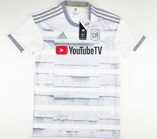 Adidas Official Mls Los Angeles Fc YouTube Tv Soccer Jersey Ge5944 Medium $85