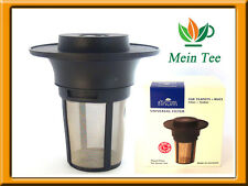 Teefilter Finum universal filtro colador de té filtro duración café filtro de acero inoxidable