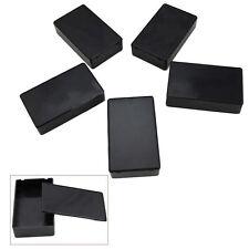 5PCS ABS DIY Caja electrónica plástica instrumento de caja proyecto 100x60x25mm