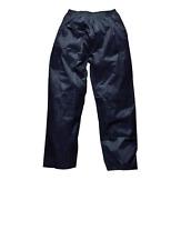 DOCCIA prova Antivento Pantaloni leggeri 4XL XXXXL Nuovo Big Fit fino a 56 Girovita