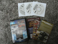Command and Conquer generales Medalla de Honor campo de batalla PC CD Windows 3 Juegos