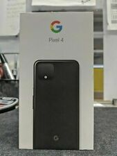 Google Pixel 4 - 64GB - Just Black (Unlocked) (Single SIM) G020I