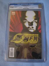 Astonishing X-Men #10 (May 2005, Marvel) CGC Graded 9.6 Variant White Pages