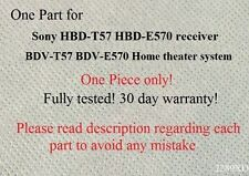 1 OEM part for sony BDV/HBD-T57/E570 home theater system (1 PC only;read)