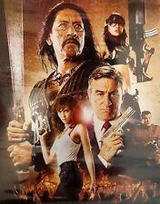 MACHETE ~ NEW DVD Danny Trejo SEXY Jessica Alba Grindhouse Mayhem Bloody ACTION