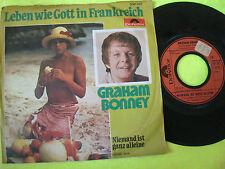 Pop Vinyl-Schallplatten (1970er) aus Frankreich