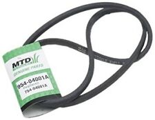 Yard Machines Lawn Mower Tractor V Belt Replacement 954-04001A