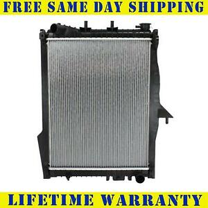 Radiator For 2004-2009 Dodge Durango Chrysler Aspen 3.7L 4.7 5.7L Free Shipping