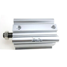 H● SMC CDQ2A16-25DMZ Both Ends Tapped Air Cylinder With Auto Switch New