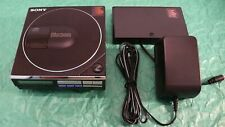 Sony D-7 Discman... Audiophile Set... Fully restored D-50 MkII