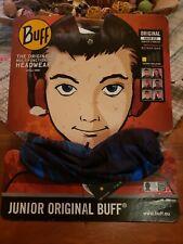 BUFF Original Multifunctional Headwear- Washable Face Mask- Junior Size