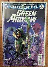 DC Rebirth Green Arrow #1, 1st Print, Percy, HOT, SOLD OUT! 2016