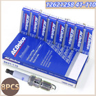 8x Iridium Spark Plugs ACDelco for Cadilac GMC Pontiac Hummer 41-110 12621258 US