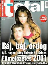 New listing ELIZABETH HURLEY,BRENDAN FRASER,QUENTIN TARANTINO,SADE, ENYA Hungarian magazine