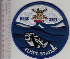 SCUBA Diving UK British Army British Sub-Aqua Club BSAC 2361 Elmpt. Station