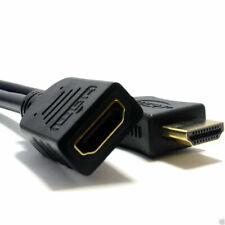 5m HDMI Extensión Extensor de Cable Macho Conector a Hembra 3D UHD TV - 5 Metro