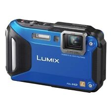 Panasonic Blue Digital Cameras