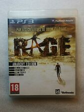 RAGE Anarchy Edition Playstation 3 PS3 - Version Française