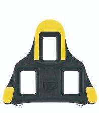 VP ARC-SL Road Pedal Cleat Set 6 Degree Float Suit Shimano Black/Yellow