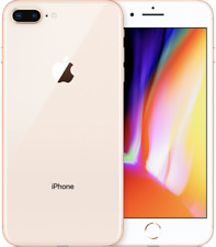 Apple iPhone 8 Plus 64GB Gold - (ohne Simlock) NEU OVP MQ8N2ZD/A EU