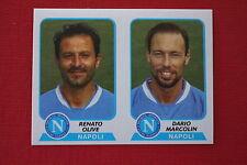 Panini Calciatori 2003/04 N. 540 NAPOLI OLIVE MARCOLIN DA BUSTINA!!!