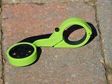Davanti AERO MOUNT PER Garmin Edge Cycle GPS 200/500/510/520/800/810/820 Verde