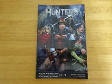 Rare Copy Of Hunters: The Shadowlands Tpb Graphic Novel! Zenescope!