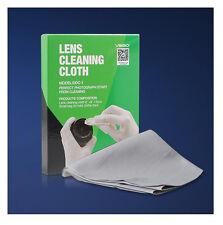 DDC1 Dedusting Super Soft ULTRA-MICRO Fiber Cleaning Cloth + Bag FOR Camera LENS