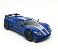Majorette Akylone Concept Racing 006 Blue Wheel 5U Black 1/68 229C Defected 001