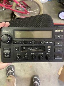 Lexus LX450 radio