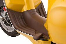 Vespa Floor Mat Sprint Primavera 50 125 150 Tobacco Brown SIP Rubber Protector
