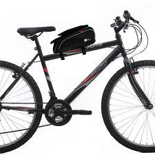 Bolsa de marco Frontal Con Doble Bolsa Para Activ por Raleigh Flyte II Hombre Bicicleta de montaña